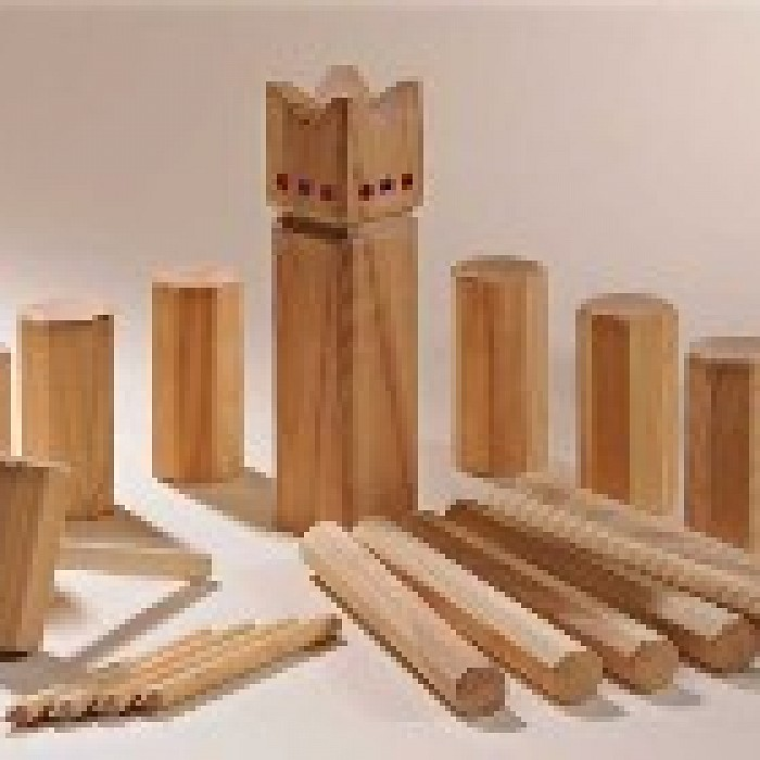 Kubb: Build a Set for Your Family