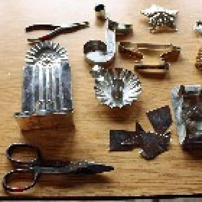 More Tinware